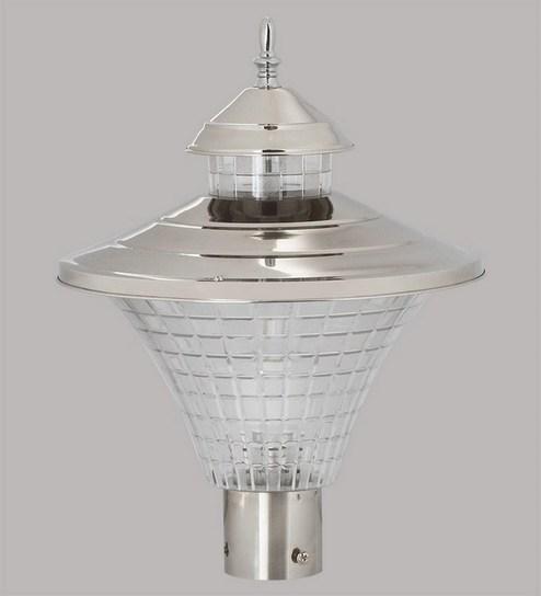 stainless steel outdoor lights brushed nickel silver stainless steel outdoor lighting by superscape buy