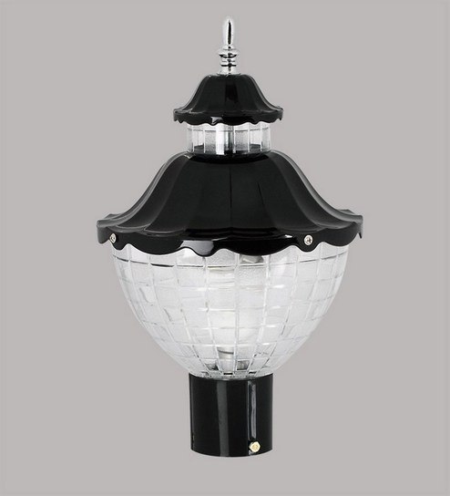 Black Poly Carbonate Outdoor Lighting By Superscape