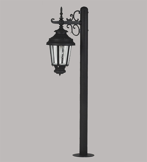 Black Aluminium Outdoor Lighting By Superscape