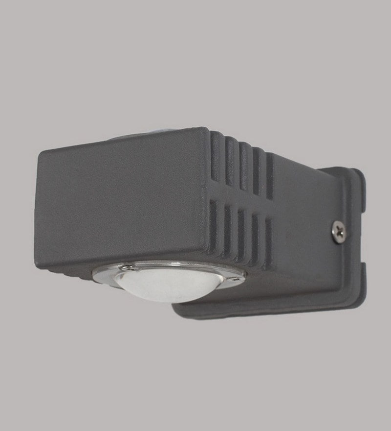 Exterior Wall Light LED  WL1593 by Superscape Outdoor Lighting