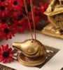 Suriti Copper Brass Shank Incense Stick Holder