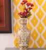 Suriti White Marble Decorative Vase