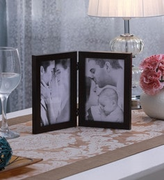 SViRU Black Synthetic And Glass Collage Photo Frame - 1587903