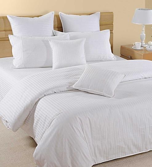 2c0b2876966 Buy Swayam Whites Solids Cotton Single