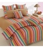 Beige Cotton Bed sheet - Set of 2 by Swayam