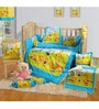 Swayam 7-Piece Child Play Baby Crib Bedding Set