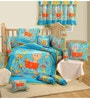 Shower Baby 7-Piece Crib Bedding Set by Swayam