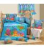 Marine 7-Piece Baby Crib Bedding Set by Swayam