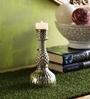 SWHF Mercury Glass Candle Holder