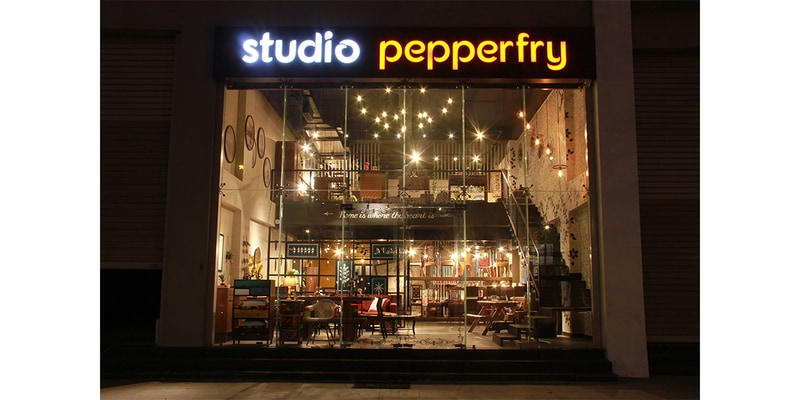 527f059a513 Furniture Store in Vadodara - Gujarat - Check out Pepperfry s Furniture  Shop situated in Vadodara