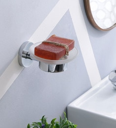 Taptree Wall Mounted Brass Soap Dish - 1675434