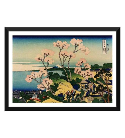 Buy Tallenge Paper 17 X 05 X 12 Inch Japanese Art Woodblock
