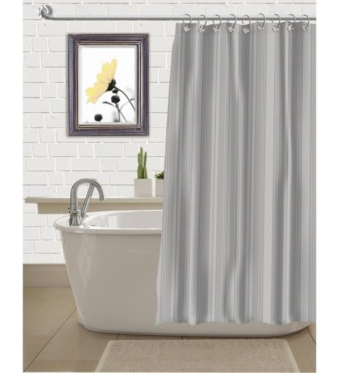 Tangerine Midnight Rouge Shower Curtains Grey By Tangerine Online