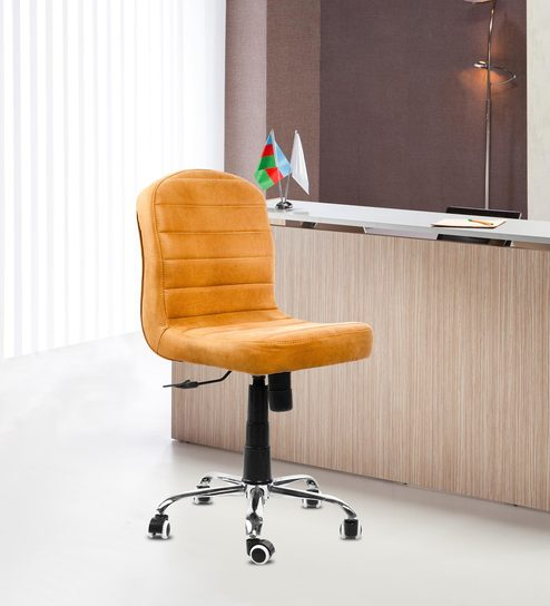 Tasso Low Back Chair By Furniease