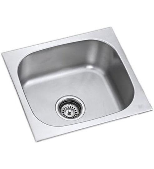 Buy TA-TA Stainless Steel Single Bowl Kitchen Sink - TA-TA02 Online ...
