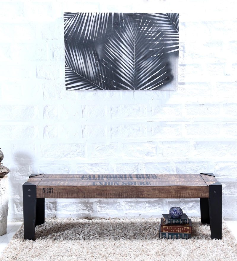 Talon Bench in Distress Finish by Bohemiana