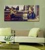 Tallenge Rolled Canvas 12 x 24 Inch Old Masters Collection Annunciation by Leonardo Da Vinci Unframed Digital Art Prints