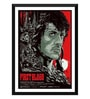 Paper 12 x 0.5 x 17 Inch Hollywood Collection First Blood Retro Art Framed Digital Poster by Tallenge