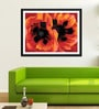 Tallenge Photographic Paper 24 x 1 x 18 Inch Modern Masters Collection Oriental Poppies by Georgia O'Keeffe Framed Digital Art Print