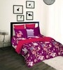 Tangerine Plum Pleasure Bedsheet Set King Xl 2100242