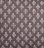 Tasar Multicolour Silk 12 x 16 Inch Dobby Cushion Cover