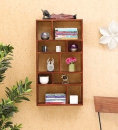 9f4ac8d19fd0 Wall Shelf - Buy Wall Shelves Online in India at Best Prices - Pepperfry