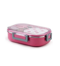 Tedemei - Homio Healthy Life Pink Lunch Box