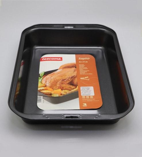 Microwave Safe Aluminium Baking Tray By Bergner