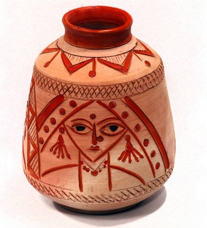 Villcart Terracotta Pot By Villcart Online Pots