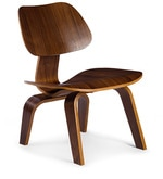 The Dinsmoor Chair in Brown Colour
