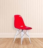 The Entenza Replica Chair in Red Finish
