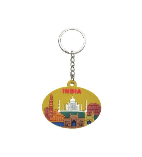 The Bombay Store Keychain India Mix Monument by The Bombay Store Online -  Key Holders - Home Decor - Pepperfry Product d5eeda303e4f