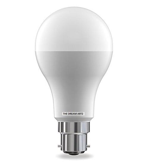 The Dream Artz White 9 Watt Led Bulb