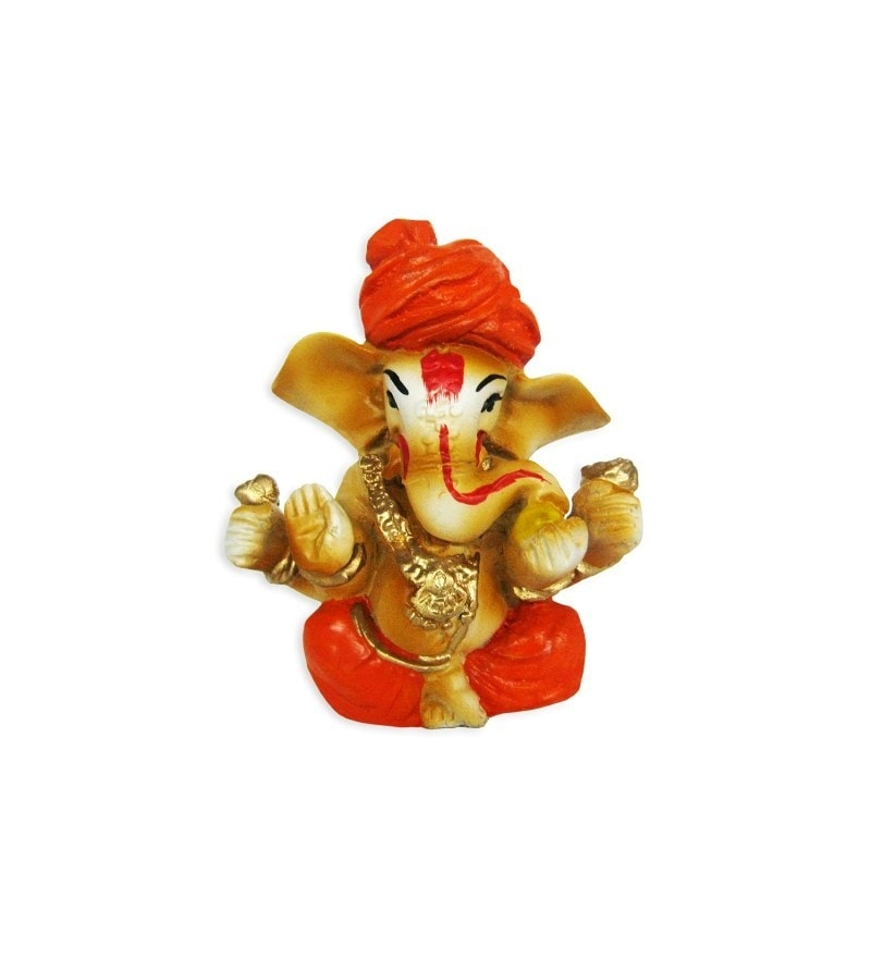 Buy The Bombay Store Ganesh Small Pagadi Online