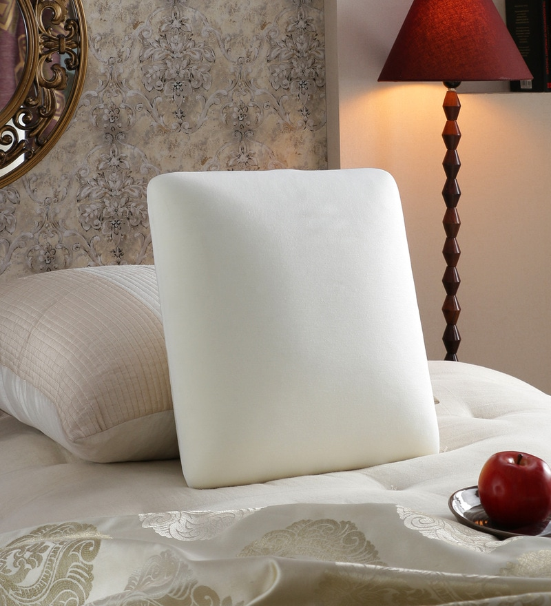 Buy White Memory Foam 40 X 40 Inch Square Decorative Cushion Insert Cool 16 Inch Square Pillow Insert