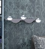 Kapoor E Illuminations Transparent Glass Wall Light