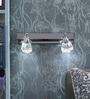 Transparent Glass Wall Light by Kapoor E Illuminations