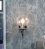 Transparent Glass Wall Light by Kapoor E Illuminations