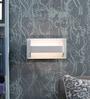Kapoor E Illuminations White Aluminium Wall Light