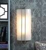 Kapoor E Illuminations White Glass Wall Light