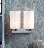 Kapoor E Illuminations White Steel Wall Light