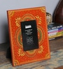 Multicolour MDF 10 x 2 x 8 Inch Handpainted Jodhpuri Photo Frame by Nandani Wood