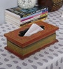 Multicolour MDF Tissue Box by Nandani Wood