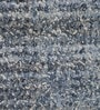 Blue Denim & Wool Solid Hand Tufted Area Rug by The Rug Republic