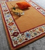 Multicolour Wool Carpet by The Rug Republic