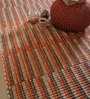 The Rug Republic Multicolour Woollen Abstract Hand Woven Area Rug