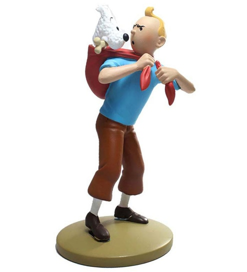 Tintin And Incorrigible Snowy By Entertainment Store