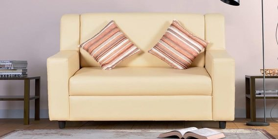 Titan Two Seater Sofa by Cloud 9