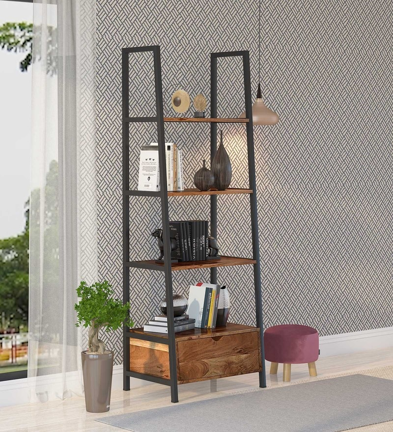 Bookcase | Book Shelf: This Is The Mix of Traditional And Modern Design Style