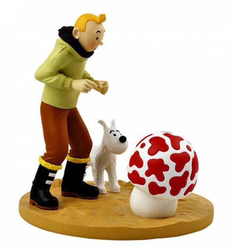 Tintin And The Shooting Star by Entertainment Store